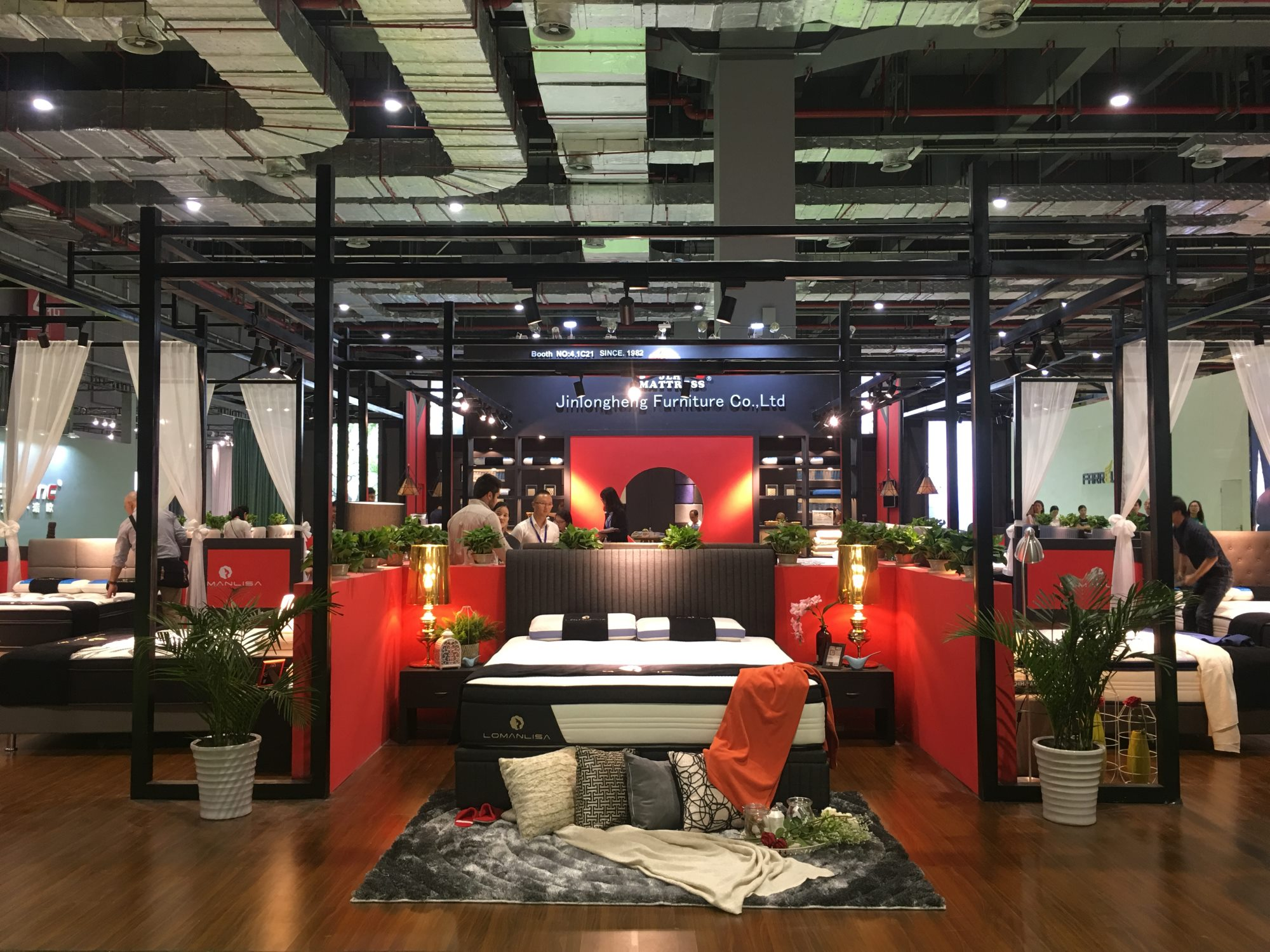 Jinlong Hengheng Furniture Co., LTD. Has Been Exhibiting For Many Years,  And Through This Platform, We Constantly Promot The High Quality Fashion  Software ...