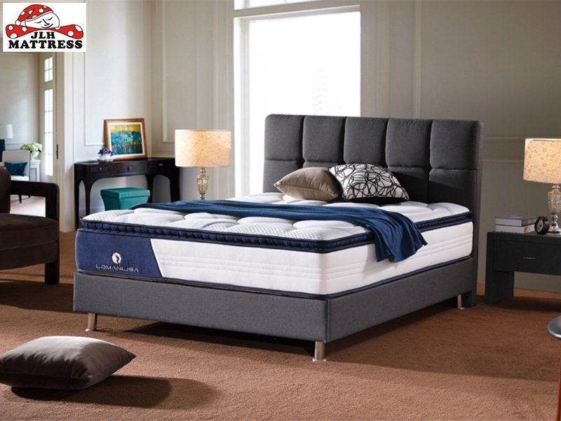 32PA 29 High Density Foam Compressed Sleeping Bed Cheap Sponge Mattress